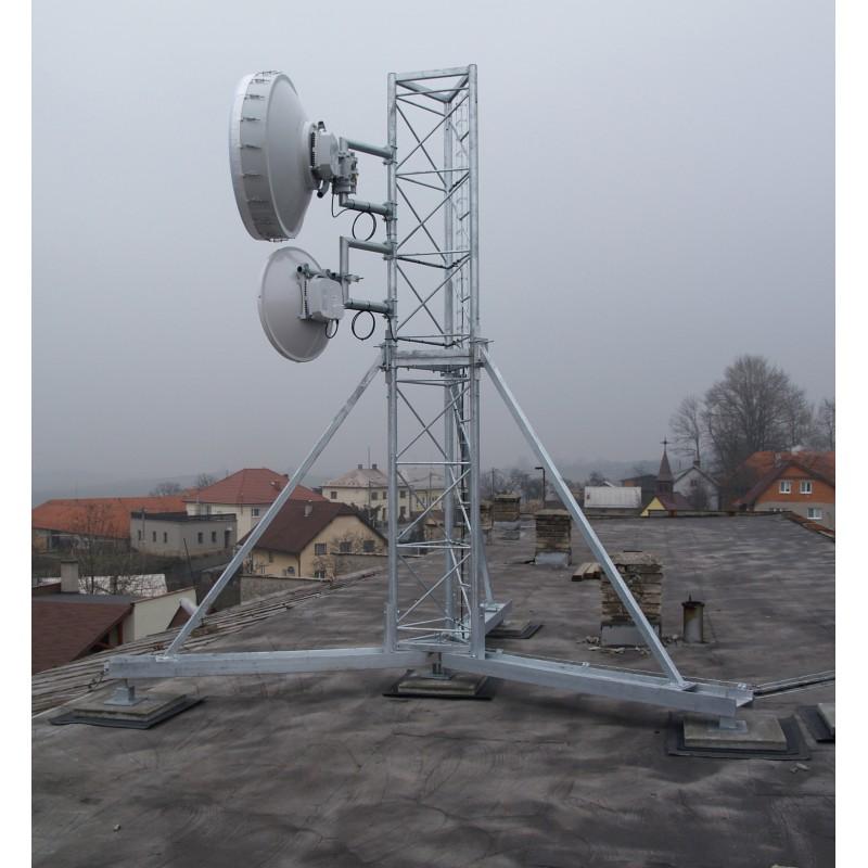 Trojnožka MAXI - Profi plus - Ideálním řešením pro výstavbu bezdrátových 5G sítí