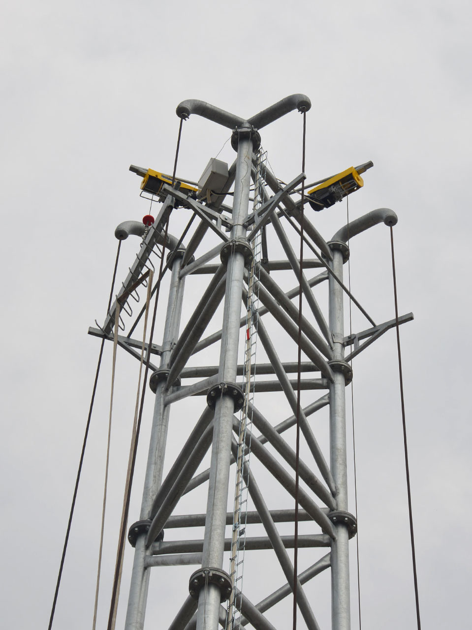 Věž na sušení hadic - WFmetal