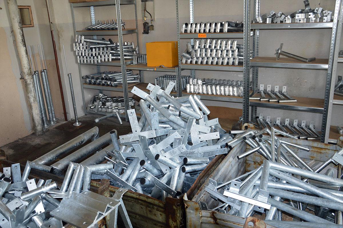 Sériová výroba - WFmetal